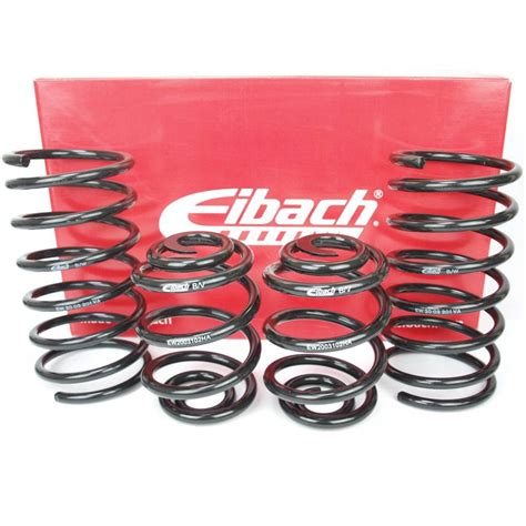 bmw e30 lowering springs eibach pro kit 30mm springs bmw e30 limo 4 cylinder 316i