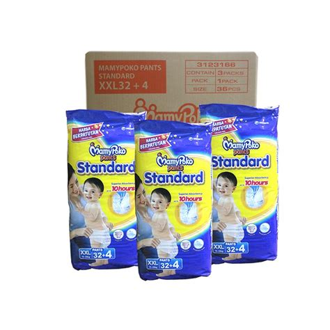 Mamypoko S 38 Pcs mamypoko standard xxl32 3 packs new packaging