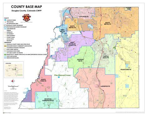 map of colorado county boundaries maps douglas county government