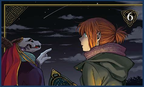 the ancient magus vol 9 the ancient magus vol 6 review taykobon