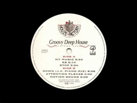 house music 1993 groovy deep house my music 1993 youtube