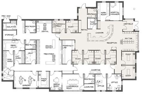 vet clinic floor plans avoid floor plan follies in your veterinary practice hospital design dvm360 floor plans