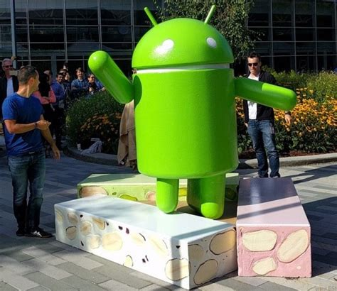 android statues android 7 1 developer preview coming later this month notebookcheck net news