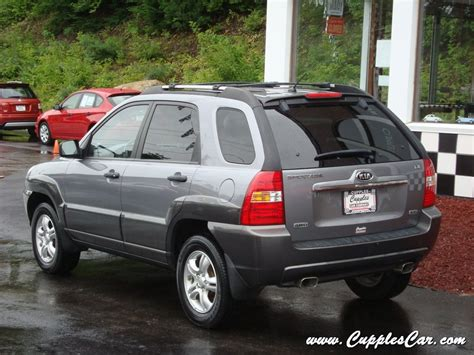 2008 Kia Sportage Ex 2008 Kia Sportage Ex 4x4 V6 For Sale In Laconia Nh