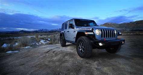 Jeep New Time Black Leather Oren all new 2018 jlu jeep wrangler unlimited rubicon arrives
