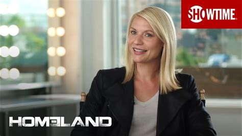 claire danes youtube claire danes on carrie mathison homeland season 6
