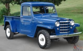 Willys Jeep Trucks For Sale 1951 Willys Jeep