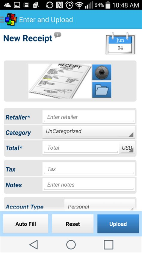 best receipt scanner best receipt scanner for tax expenses android back