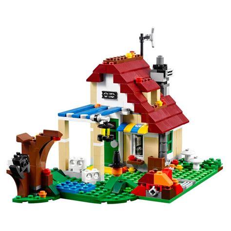Lego 31038 Creator By Joobricks le changement de saison lego 31038 224 54 99 sur pogioshop