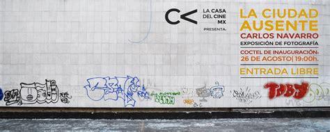 la ciudad ausente the la ciudad ausente la casa del cine mx