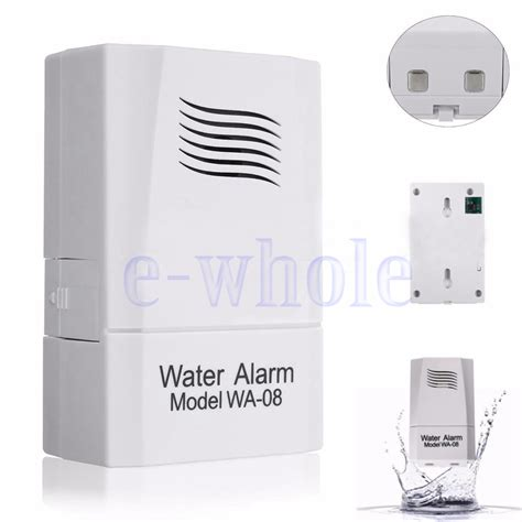 wireless water leak sensor water level alarm alert