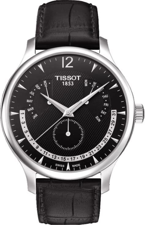 Tissot T063 637 16 057 00 t063 637 16 057 00 tissot tradition perpetual black