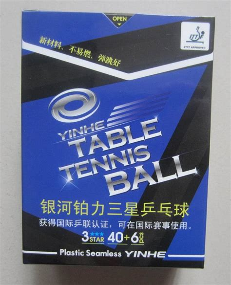 Original Tibhar New Poly40 3 Table Tennis Ping Pong Bal aliexpress buy original yinhe galaxy table tennis new materials 40 poly seamless