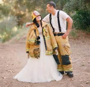 firefighter wedding tips to include your professions in your wedding arabia weddings