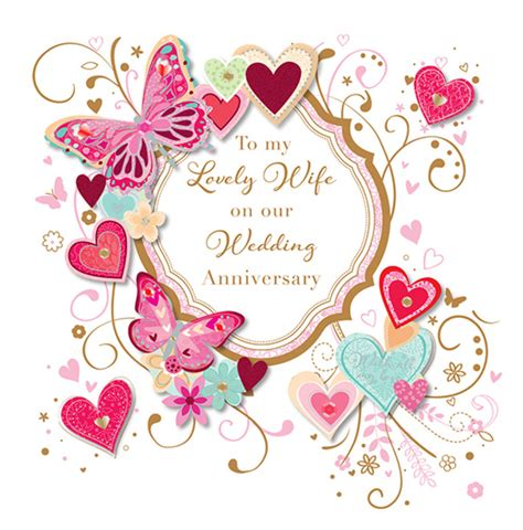 Wedding Anniversary Card by Wedding Anniversary Cards For Free Wedding O