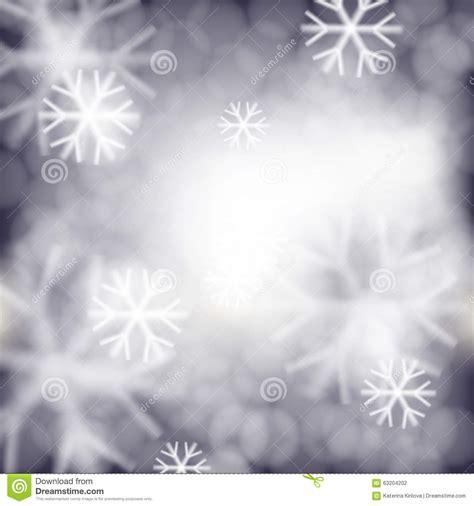 Winter Background Stock Illustration Image 63204202 White Fluffy Lights