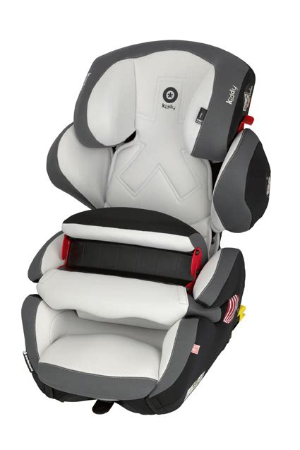 kiddy comfort kiddy child car seat guardianfix pro 2 2016 silverstone