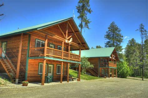 west glacier lodging deluxe cabins glacier raft company