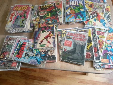 buying and selling comic books for profit a collector s perspective books sell comic books for fast we pay shipping