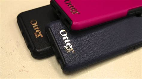 top    otterbox symmetry case leather