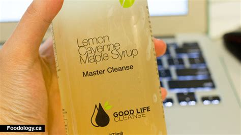 Grass Root Master Cleanse Lemon Cayenne Maple Detox Powder Review by Cleanse Classic Detox Cleanse Foodology