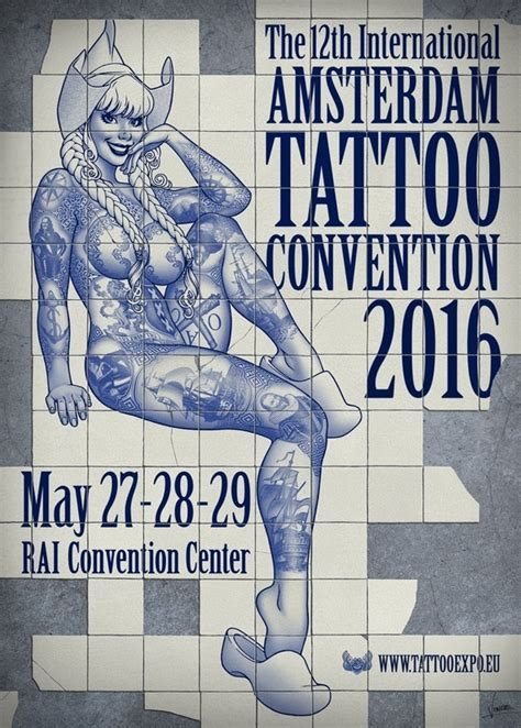 tattoo convention 2016 queens international tattoo convention amsterdam 2016 home