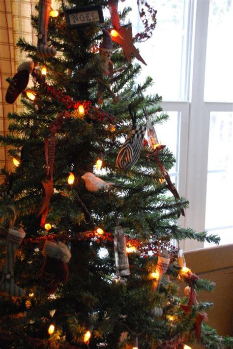 primitive tree decorations 25 beautiful primitive tree decorations ideas