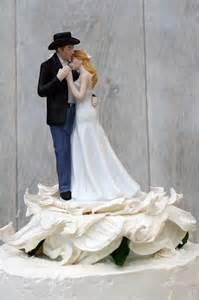 western wedding 168 lasso of 168 blossomwestern wedding cake topper wedding collectibles