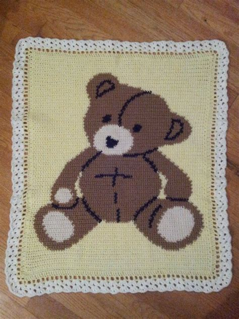 17 best images about crochet on pinterest crochet tunic 17 best images about teddy bear afghan on pinterest baby