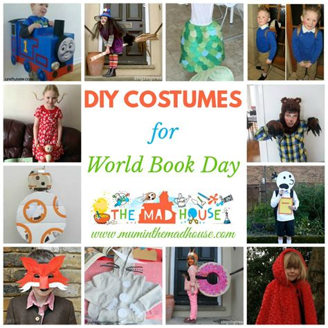 day ideas diy world book day costume ideas for school in the
