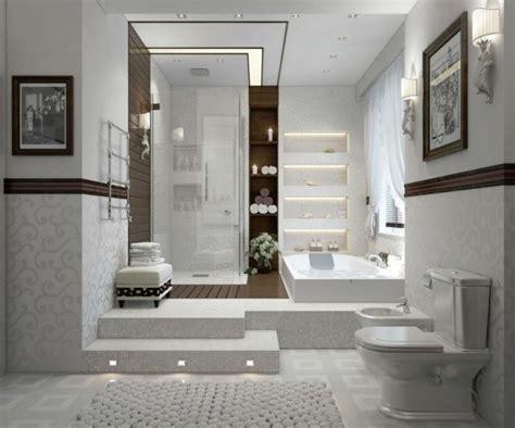 bad reno ideen papier peint pour salle de bain 45 id 233 es magnifiques