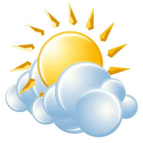 lebanon democrat afternoon forecast clouds to make way