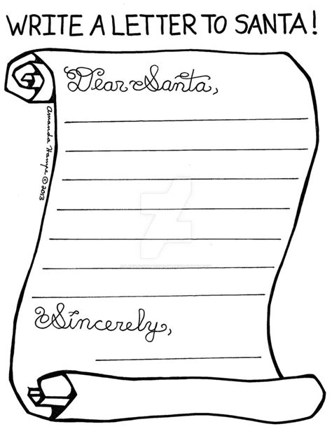 letter from santa template pages 2013 color page letter to santa by ladyjuxtaposition on