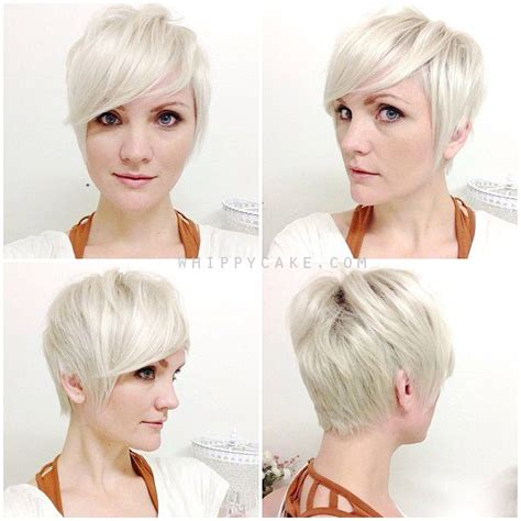 Pixie Cut All Angles | short pixie all angles pixie haircuts whippy cake