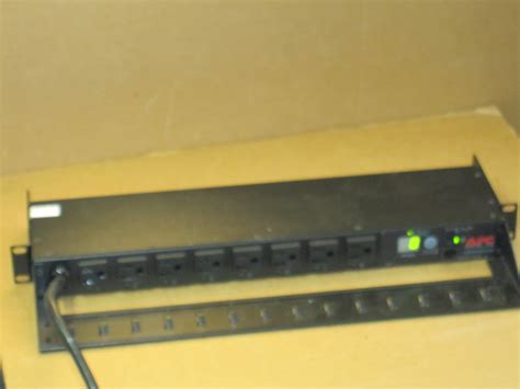 Apc Switched Rack by Apc Ap7900 Switched Rack Pdu 15a 100 120v Surge Protector