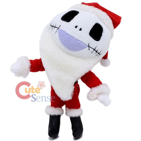 nightmare before christmas plush collectable
