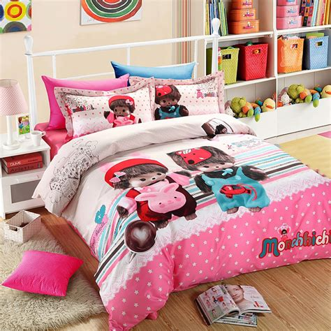 kids bedding sets monchichi kids bedding sets ebeddingsets
