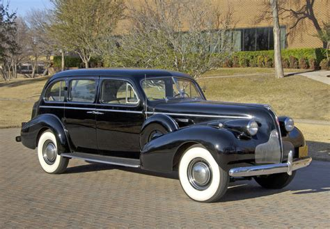 buick limited 8 passenger touring sedan 90 1939 pictures