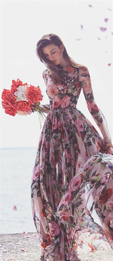Dress Flower 25 best ideas about sleeve floral dress on