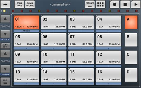 drum pattern android g stomper studio android apps on google play