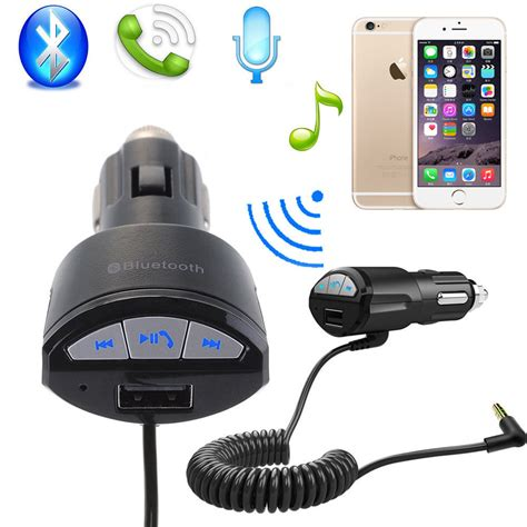Jual Usb Bluetooth Receiver Adapter Kabel Aux 3 5mm Murah Dan new a2dp 3 5mm car bluetooth aux stereo audio