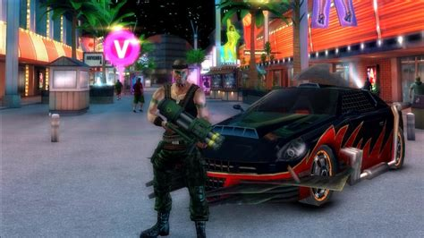 gangstar vegas film gangstar vegas animation moviez
