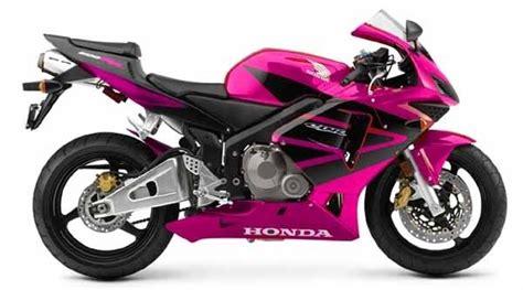 Motorrad Honda Pink by Honda Cbr 600 My Future Baby And The Hot Pink Just Makes