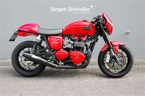 Triumph Motorrad Homepage by Umgebautes Motorrad Triumph Thruxton J 252 Rgen Schnaller
