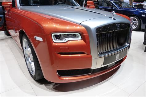 roll royce orange bimmertoday gallery