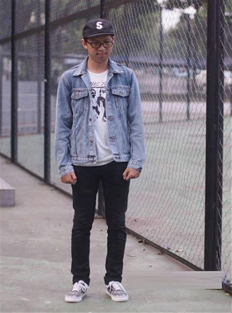 jual jaket jeans pria levis sandwash keren  lapak payu
