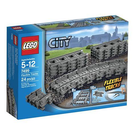 Comment Utiliser Une Défonceuse 4976 by Lego City Rails Flexibles 7499 Jeu De Construction