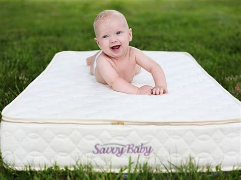 Savvy Rest Crib Mattress Organic Baby Crib Mattress From Savvy Rest 5 Quot