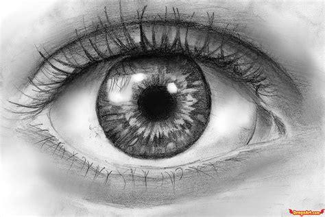 dragos dinu realistic eye design draw 3d step by step