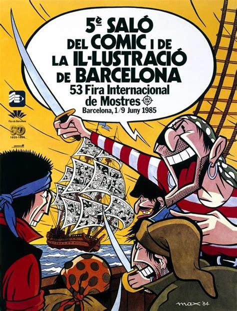 salo comic sal 243 internacional c 242 mic de barcelona de 1985
